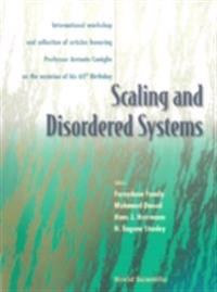 SCALING AND DISORDERED SYSTEMS