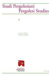 Studi Pergolesiani 7 / Pergolesi Studies 7