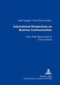 International Perspectives On Business Communication