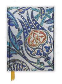 Fitzwilliam Museum: Iznik Tile (Foiled Journal)