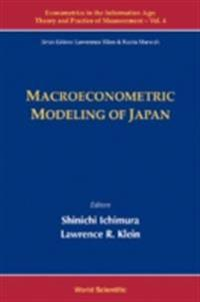 MACROECONOMETRIC MODELING OF JAPAN