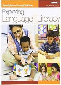 Spotlight on young children - exploring language and literacy