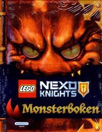 LEGO Nexo knights : Monsterboken