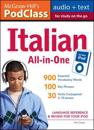 Mcgraw-Hill's PodClass Italian All-in-One