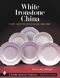 White Ironstone China