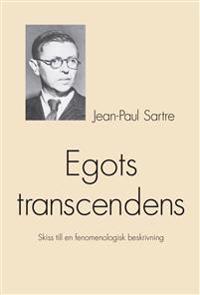 Egots transcendens : skiss till en fenomenologisk beskrivning