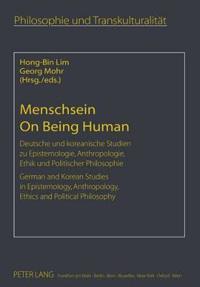 Menschsein - on Being Human