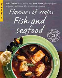 Flavours of wales - fish and seafood