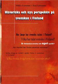 Historiska och nya perspektiv på svenskan i Finland