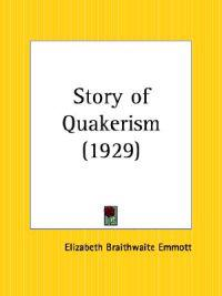 Story of Quakerism 1929