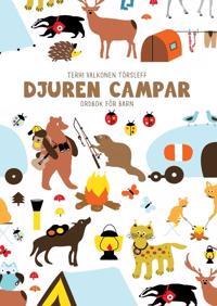 Djuren campar : ordbok för barn