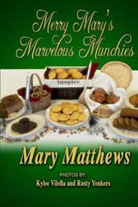 Merry Mary's Marvelous Munchies (B&w): Black & White Interior