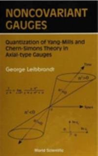 Noncovariant Gauges: Quantization Of Yang-mills And Chern-simons Theory In Axial-type Gauges