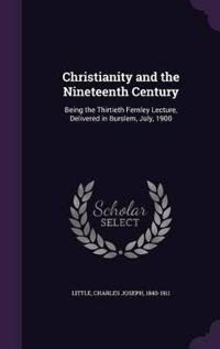 Christianity and the Nineteenth Century