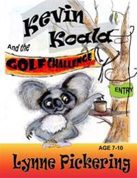 Kevin Koala and the Golf Challenge: Australian Animals Fun Day