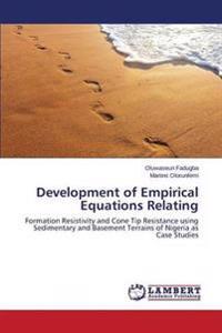 Development of Empirical Equations Relating