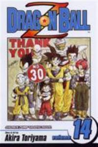 Dragon Ball Z, Vol. 14