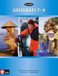 SOL 4000 Geografi Stadiebok 7-9