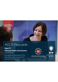 Acca p7 advanced audit and assurance (international) - passcards