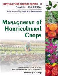 Management of Horticultural Crops