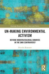 Un-making Environmental Activism