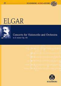 Concerto for Violoncello and Orchestra in E minor/ e-Moll Op. 85