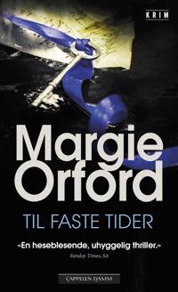 Til faste tider - Margie Orford | Inprintwriters.org