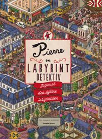 Pierre - en labyrint detektiv