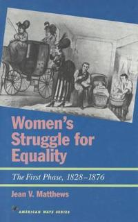 Women's Struggle for Equality