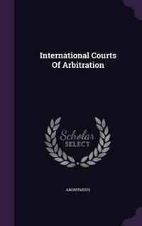International Courts of Arbitration