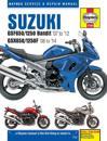 Suzuki Gsf650/1250 Bandit, Gsx650f, '07-'14