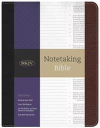 Notetaking Bible-NKJV