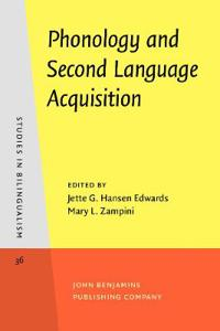 Phonology and Second Language Acquisitions