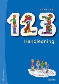Matte 1, 2, 3 i förskoleklassen Handledning