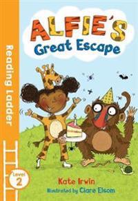Alfie's Great Escape