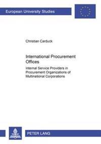 International Procurement Offices