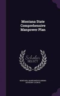 Montana State Comprehensive Manpower Plan