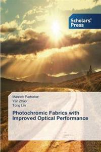 Photochromic Fabrics with Improved Optical Performance