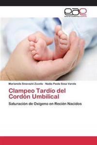 Clampeo Tardio del Cordon Umbilical