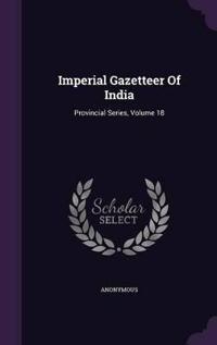 Imperial Gazetteer of India