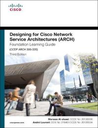 Designing for Cisco Network Service Architectures (ARCH)
