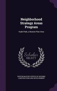 Neighborhood Strategy Areas Program