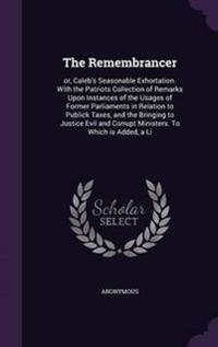 The Remembrancer