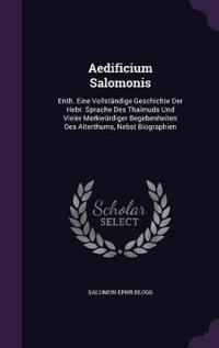 Aedificium Salomonis