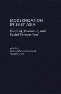 Modernization in East Asia