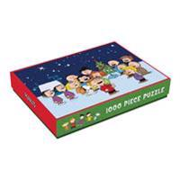 Peanuts Holiday 1000 Piece Puzzle