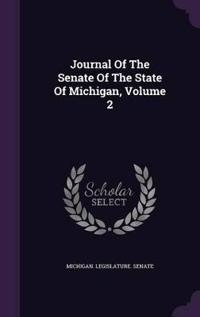 Journal of the Senate of the State of Michigan; Volume 2