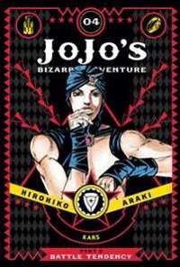 JoJo's Bizarre Adventure Part 2 Battle Tendency 4