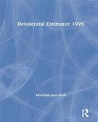Residential Estimator 1995