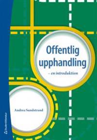 Offentlig upphandling : en introduktion